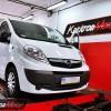 Opel Vivaro 2.0d 114 KM – podniesienie mocy
