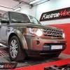 Land Rover Discovery4 3.0 TDV6 245 KM – podniesienie mocy