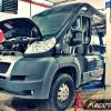 Peugeot Boxer 3.0 HDI 177 KM – usuwanie FAP