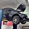 Toyota Auris 1.4 D4D 90 KM – zapchany filtr DPF