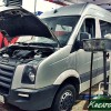 Volkswagen Crafter 2.5 TDI 163 KM – usuwanie DPF