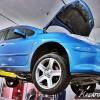 Peugeot 307 2.0 HDI 136 KM – usuwanie FAP