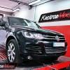 VW Touareg II 3.0 TDI 245 KM – podniesienie mocy