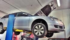 Audi A6 C6 2.0 TDI 140 KM – usuwanie DPF