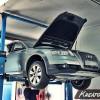 Audi A6 C6 Allroad 3.0 TDI 240 KM – usuwanie DPF