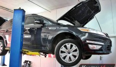 Ford Mondeo MK4 1.6 TDCI 115 KM – usuwanie DPF