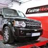 Land Rover Discovery4 2.7 TDV6 190 KM – podniesienie mocy