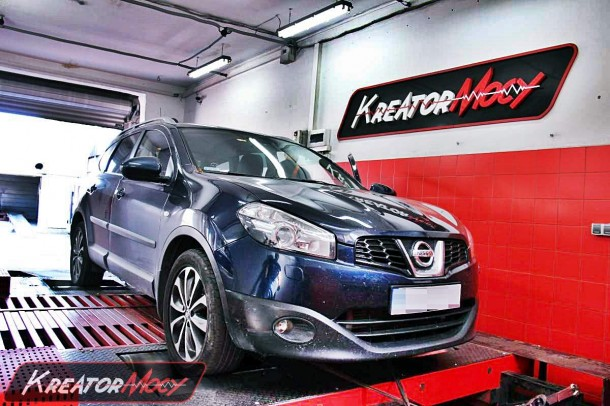 nissan qashqai 2 0 dci 150 km usuwanie dpf kreator mocy. Black Bedroom Furniture Sets. Home Design Ideas