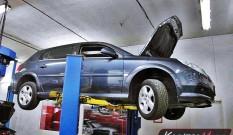 Opel Signum 1.9 CDTI 100 KM – usuwanie DPF
