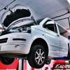 VW Transporter T5 2.0 TDI 102 KM – usuwanie DPF