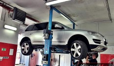 VW Touareg 5.0 TDI V10 313 KM – usuwanie DPF