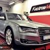 Audi A8 D4 4.2 TDI V8 350 KM – podniesienie mocy