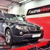 BMW X3 E83 2.0d 177 KM – podniesienie mocy