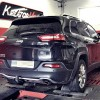 Jeep Cherokee KL 2.0 MJD 170 KM – podniesienie mocy