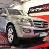 Mercedes X164 GL 320 CDI 224 KM – podniesienie mocy