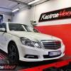 Mercedes W212 E 220 CDI 170 KM – podniesienie mocy