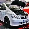 Mercedes Vito 3.0 CDI 224 KM – podniesienie mocy