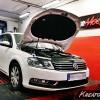 VW Passat B7 1.6 TDI 105 KM – podniesienie mocy