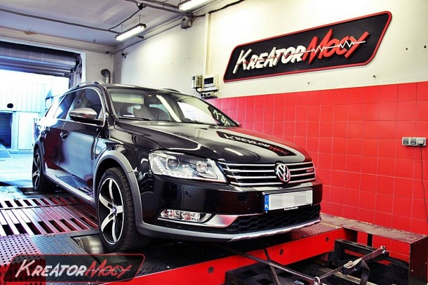 vw passat b7 alltrack 2 0 tdi 177 km modyfikacja mocy. Black Bedroom Furniture Sets. Home Design Ideas