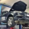 Audi Q7 3.0 TDI 233 KM – usuwanie DPF