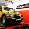 Jeep Wrangler 2.8 CRD 200 KM – podniesienie mocy