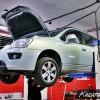 Kia Carens II 2.0 CRDI 140 KM – zapchany DPF