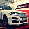 Range Rover 3.0 TDV6 249 KM – podniesienie mocy