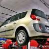 Renault Scenic II 1.9 DCI 120 KM – usuwanie DPF