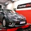 Toyota Corolla 2014 1.4 D4D 90 KM – podniesienie mocy