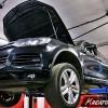 VW Touareg II 3.0 TDI 245 KM – usuwanie DPF
