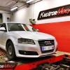 Audi A3 2.0 TDI CR 140 KM – podniesienie mocy