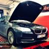 BMW 5 F10 3.0d 258 KM – podniesienie mocy