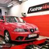 Seat Ibiza 6L 1.9 TDI 100 KM – podniesienie mocy