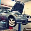 Volvo C30 1.6d 109 KM – zapchany DPF
