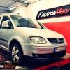 VW Caddy 1.9 TDI 105 KM – podniesienie mocy