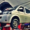 VW Caravelle T5 2.0 TDI 140 KM – zapchany DPF