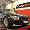 BMW F01 740d 313 KM – podniesienie mocy