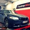 BMW 5 F10 3.0d 300 KM – podniesienie mocy