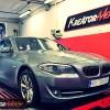 BMW 5 F11 520d 163 KM – podniesienie mocy