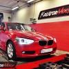 BMW 1 F20 1.6 Turbo 136 KM – podniesienie mocy