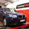 BMW F25 X3 2.0i 184 KM – podniesienie mocy