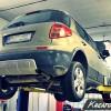 Fiat Sedici 1.9 MultiJet 120 KM – usuwanie DPF