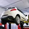 Mazda 2 1.6D 90 KM – usuwanie DPF