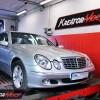 Mercedes E W211 2.7 CDI 177 KM – podniesienie mocy
