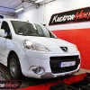 Peugeot Partner II 1.6 HDI 75 KM – podniesienie mocy