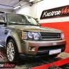 Range Rover Sport 3.0 TDV6 245 KM – podniesienie mocy