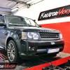 Range Rover Sport 3.0D 210 KM – podniesienie mocy