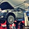 Range Rover 4.4 TDV8 313 KM – usuwanie DPF