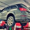 Audi Q7 4.2 TDI 340 KM – usuwanie DPF
