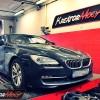 BMW F12 640i 320 KM – podniesienie mocy